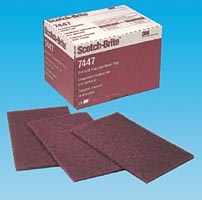 3M™ Scotch-Brite hand pads