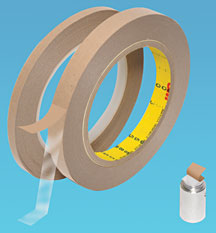 3M™ Z Axis Tape, Electrically Conductive, Double Sided, 9703