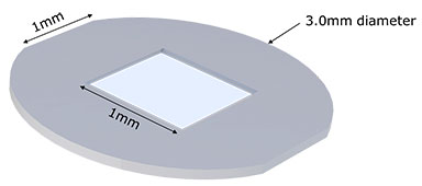 Silicon Nitride Membrane for CLEM