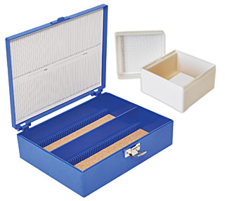 Cryo Compatible Slide Box