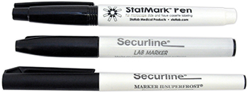 statmark cassette and slide marker