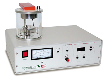 108 Manual Sputter Coater