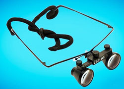 Surgical Loupes with wire frame