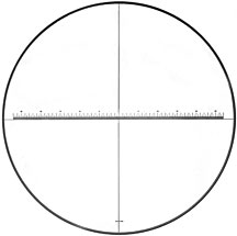Measuring Magnifiers With Reticles Metric And Inch Scales