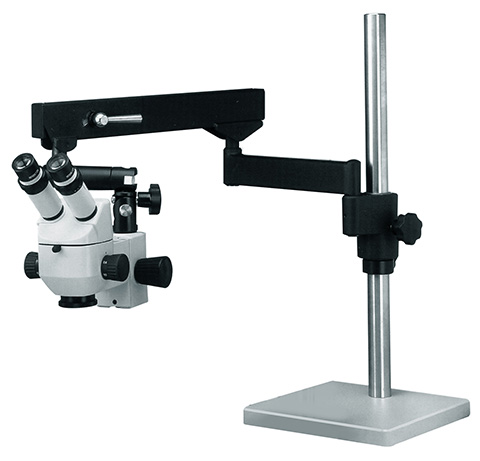 articulating boom stand