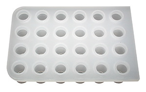 wellplate insert for microwave processing