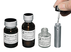 PELCO® Conductive Liquid Silver Paint