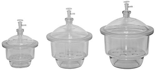 Economy Glass Vacuum Desiccators