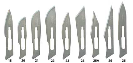 Scalpel - Premium Grade - DR Instruments