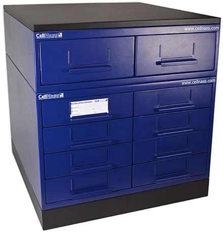 cellnass smartstor slide and cassette cabinet