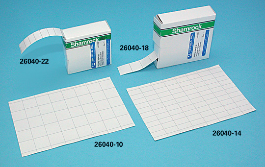 Microscope Slide Labels