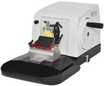 Rotary Microtome for Sectioning
