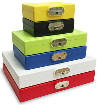 PELCO Microslides Storage Boxes