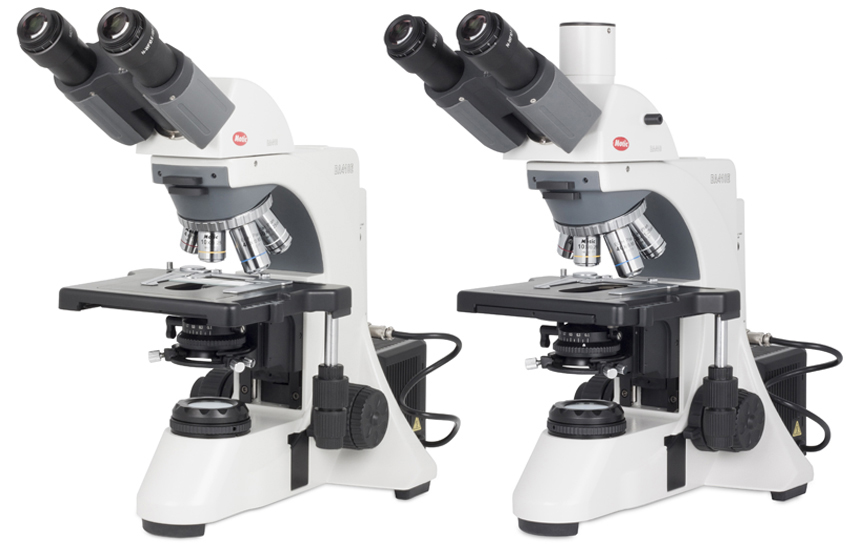 Motic® BA410 Elite Biological Light Microscope