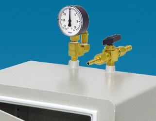 PELCO® N2 Purge Vacuum Desiccator Cabinet