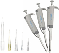 Propette single channel pipettes