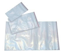 Plastic Zipper Storage Bags