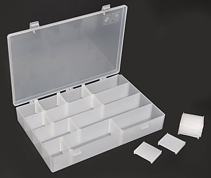 Boxes Clear Plastic Storage Cabinet