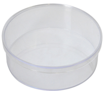 Sold In Packages Of 12, Large Round Container