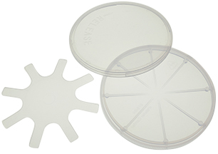 Semiconductor Wafer Carrier Trays