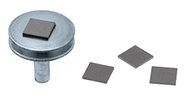 silicon chip supports for sem