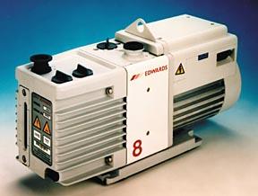 Edwards RV8 High Vacuum Rotary Vane Pump